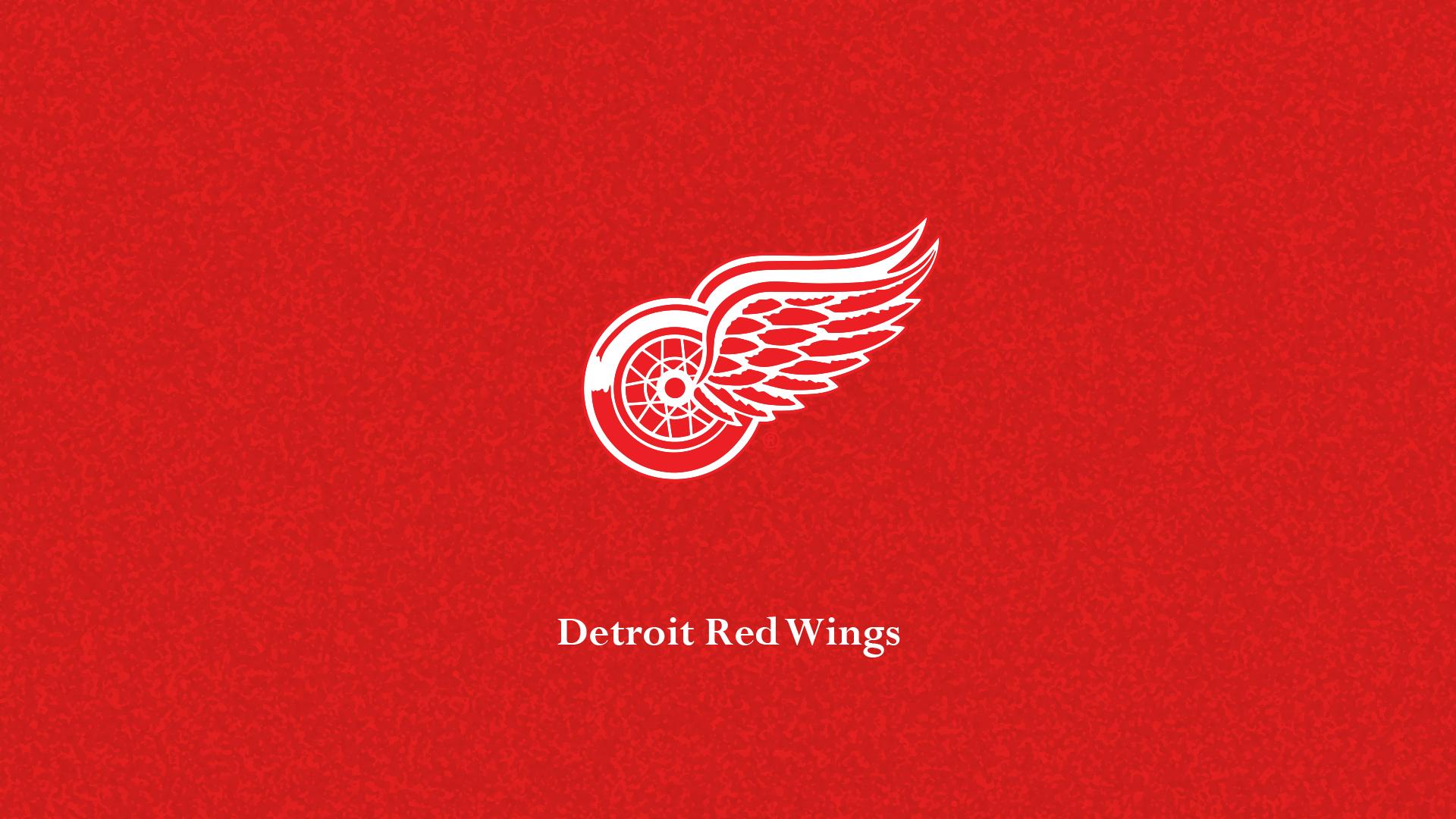Detroit Red Wings by mezzano 1920x1080