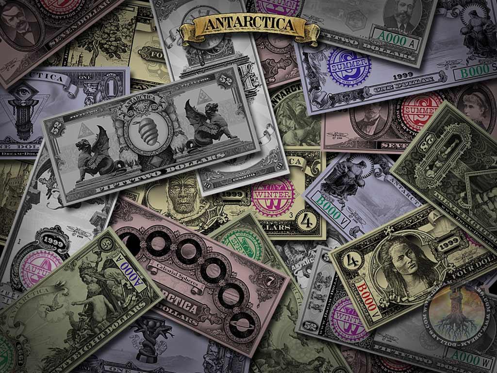 Desktop Wallpaper Gallery 3D Art WP   Money Background 1024x768