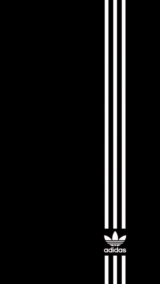 Adidas Pattern IPhone 5 Wallpapers Top Wallpaperscom 640x1136
