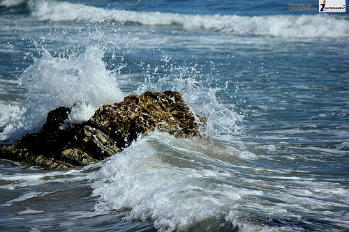 ocean wave animated wallpaper Flickr   Photo Sharing 500x333