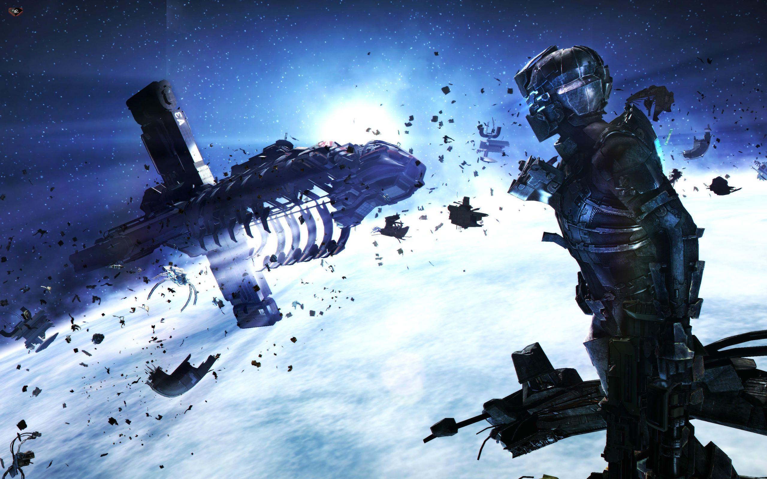 Dead Space 3 wallpaper 2560x1600