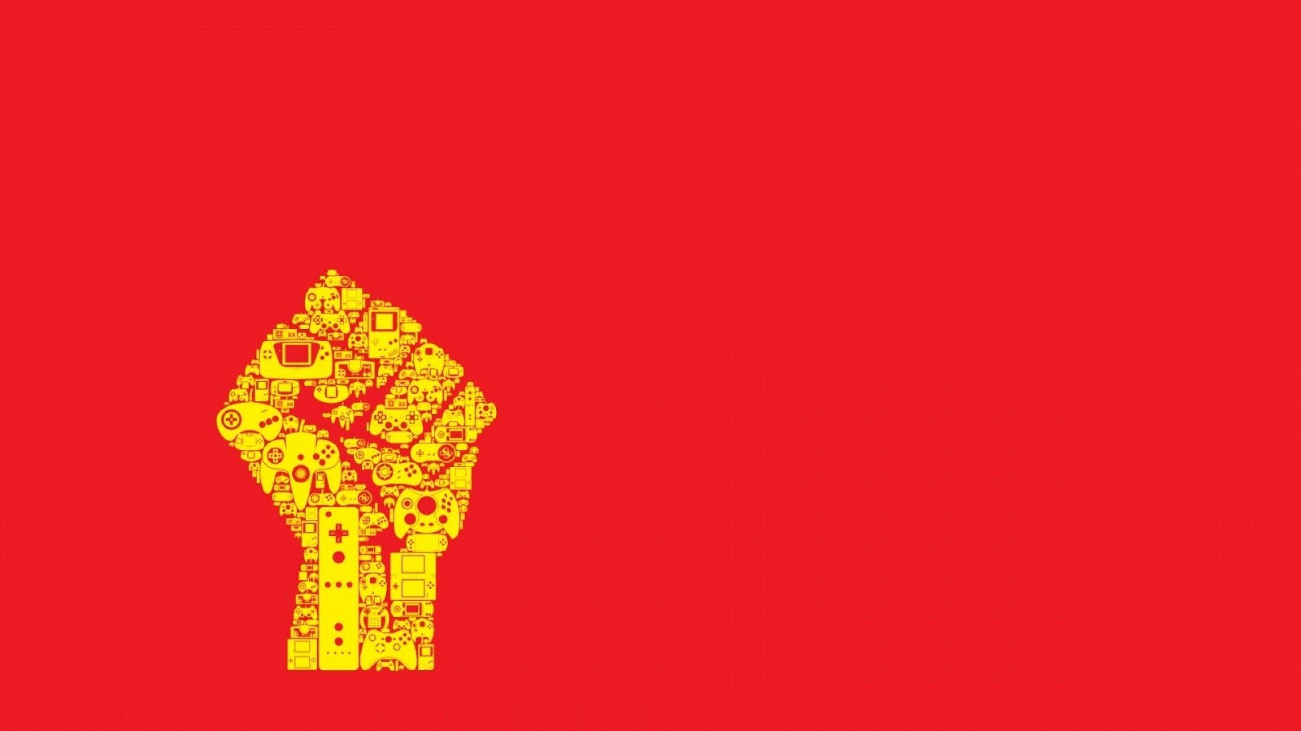 wings socialism simple background 1600x900 wallpaper Art HD Wallpaper 2560x1440