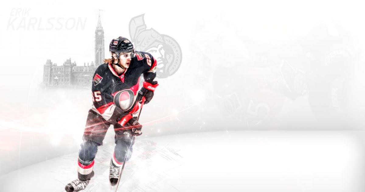 Erik Karlsson Ottawa Senators Hd Desktop Joss Wallpapers 1200x630