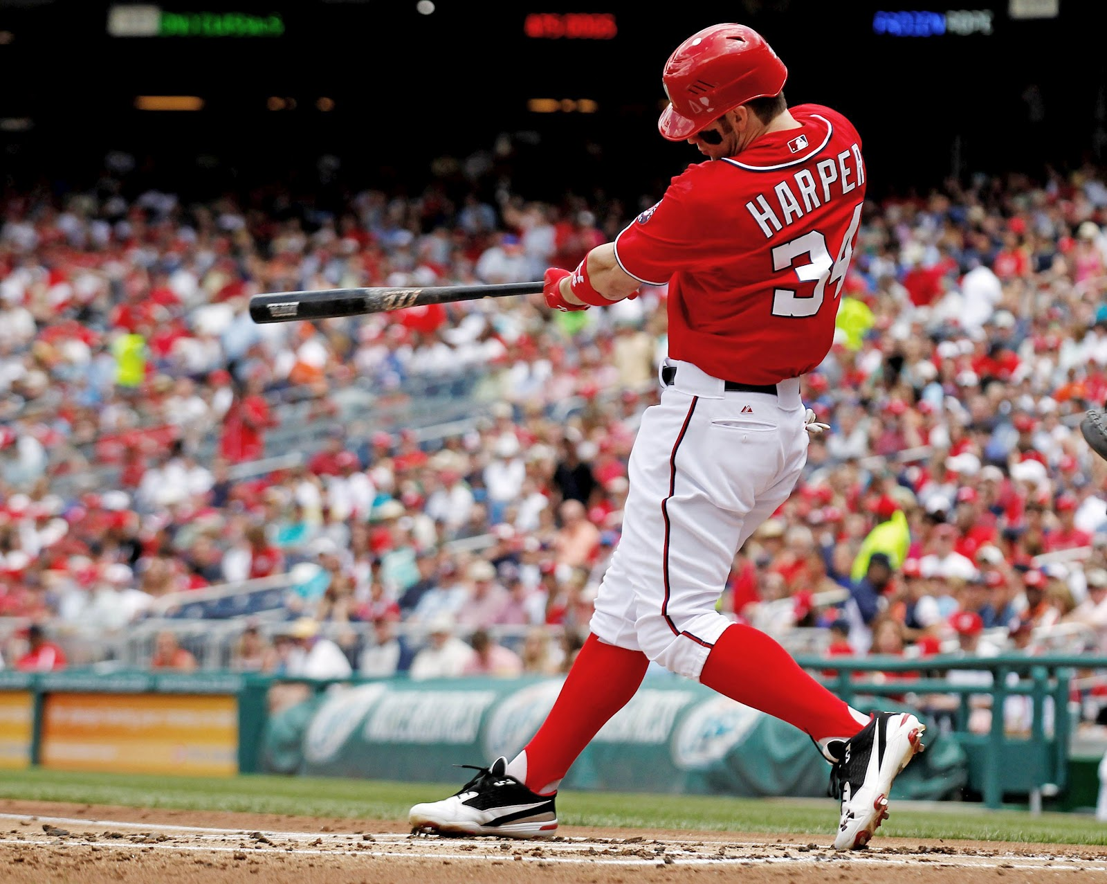 Bryce Harper Covers HD wallpapers   Bryce Harper Covers 1600x1277