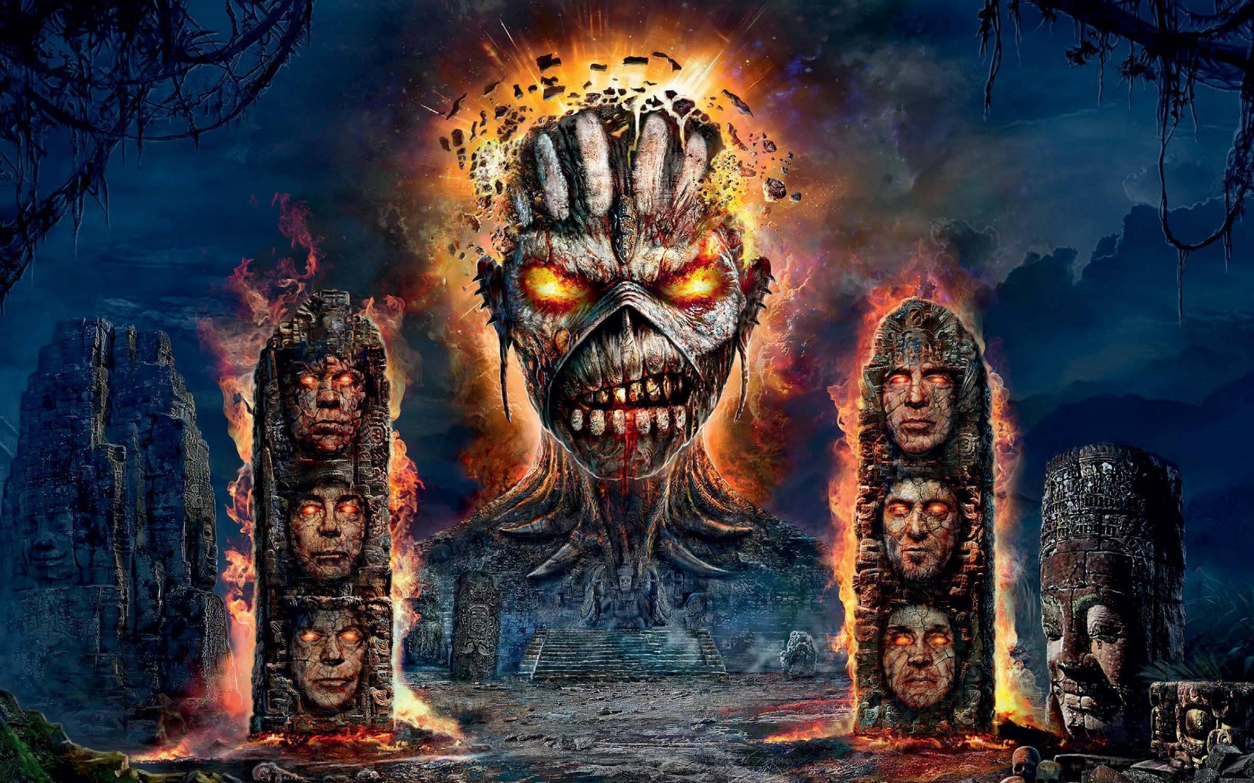 Iron Maiden Desktop Wallpaper: Iron Maiden Wallpapers High Resolution