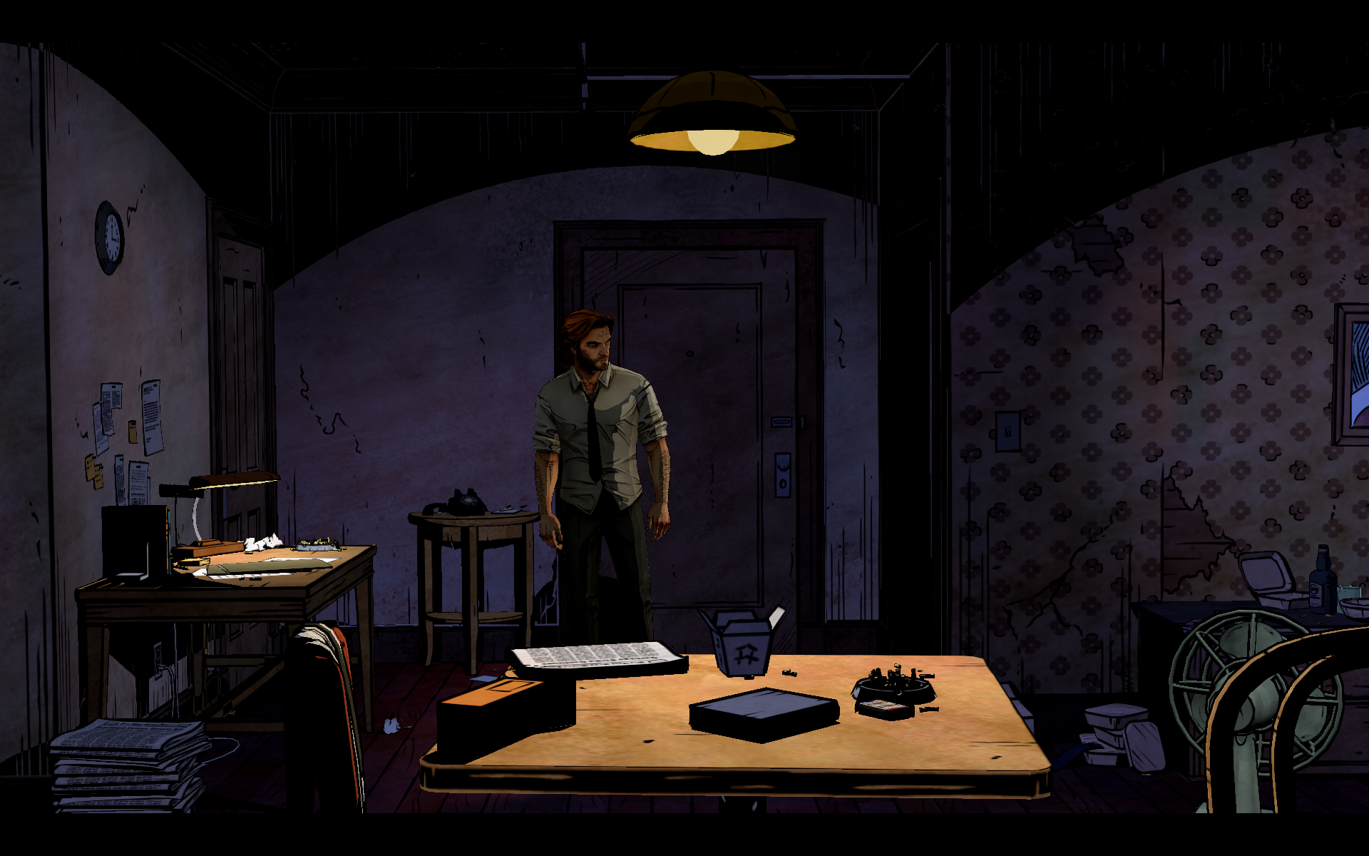 THE WOLF AMONG US game e wallpaper 1920x1200 169428 WallpaperUP 1920x1200