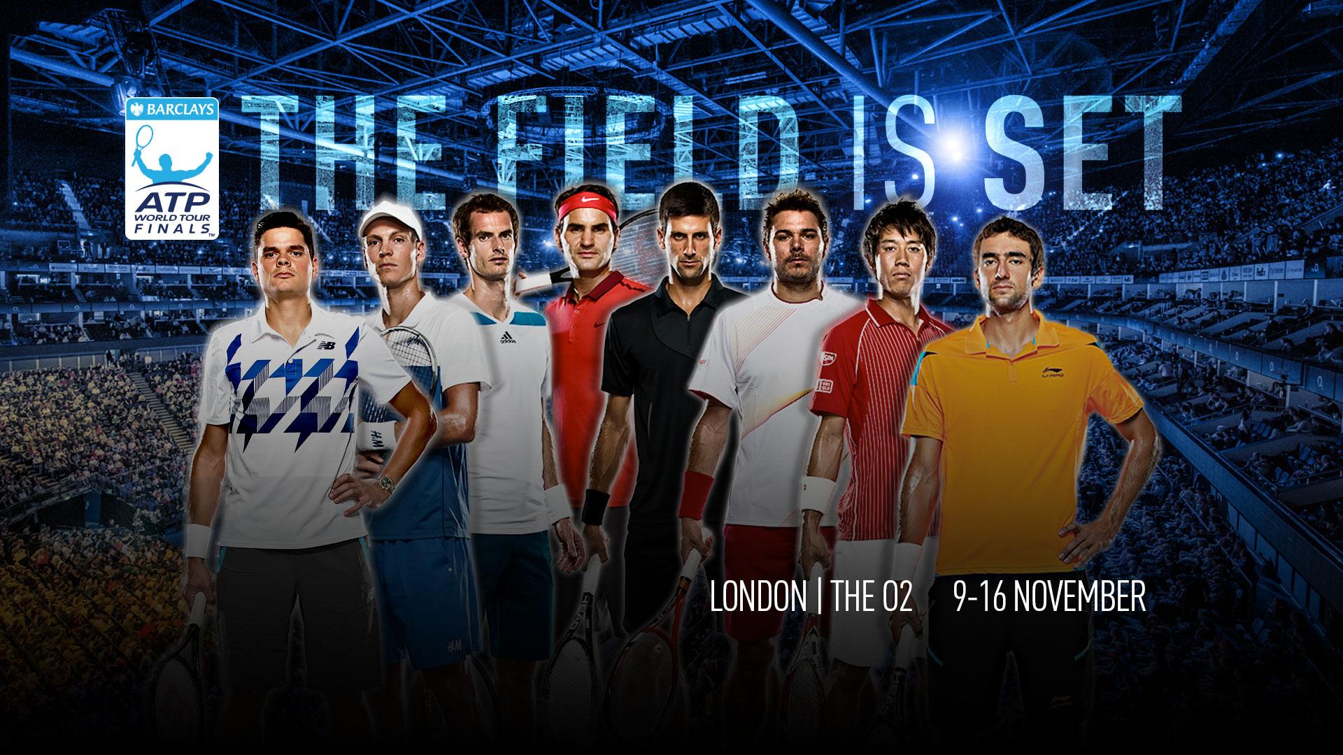 ATP WORLD TOUR FINALS 2014 Round Robin DRAWS   La liberte 1920x1080