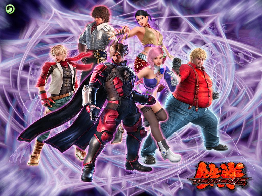 Tekken 6 Wallpaper 43 by dsx100 1024x768