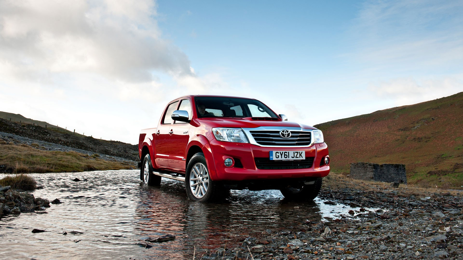 Toyota Hilux Wallpapers and Background Images   stmednet 1920x1080