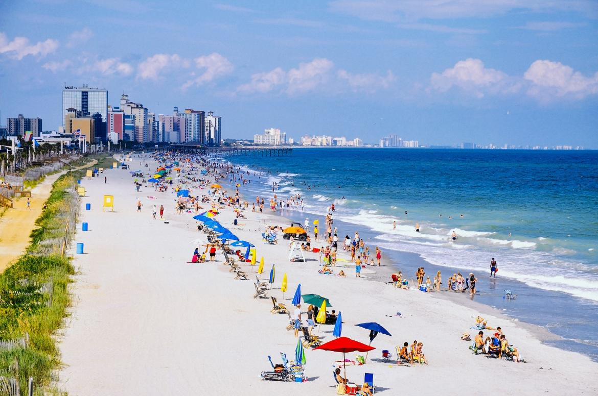 South Carolina Beach Vacation Packages