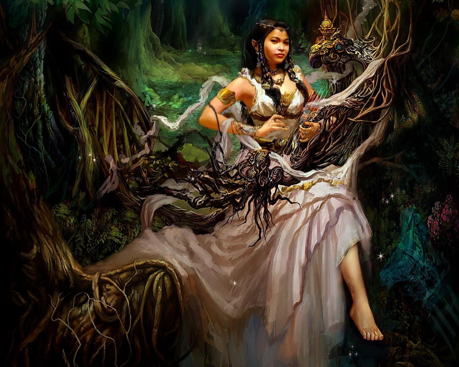 warrior elf desktop wallpapers - photo #17