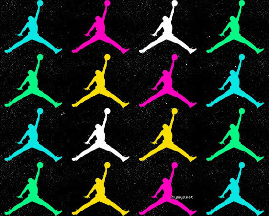 Alfa img   Showing Pink Michael Jordan Logo Wallpaper 550x442