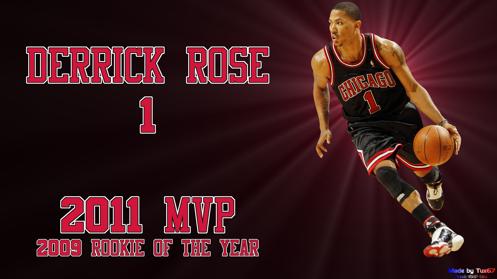 Derrick Rose My Sports Wallpapers 1600x900