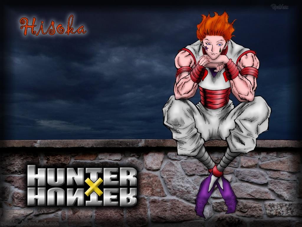 Free Download Hunter X Hunter Hisoka 7 Wide Wallpaper