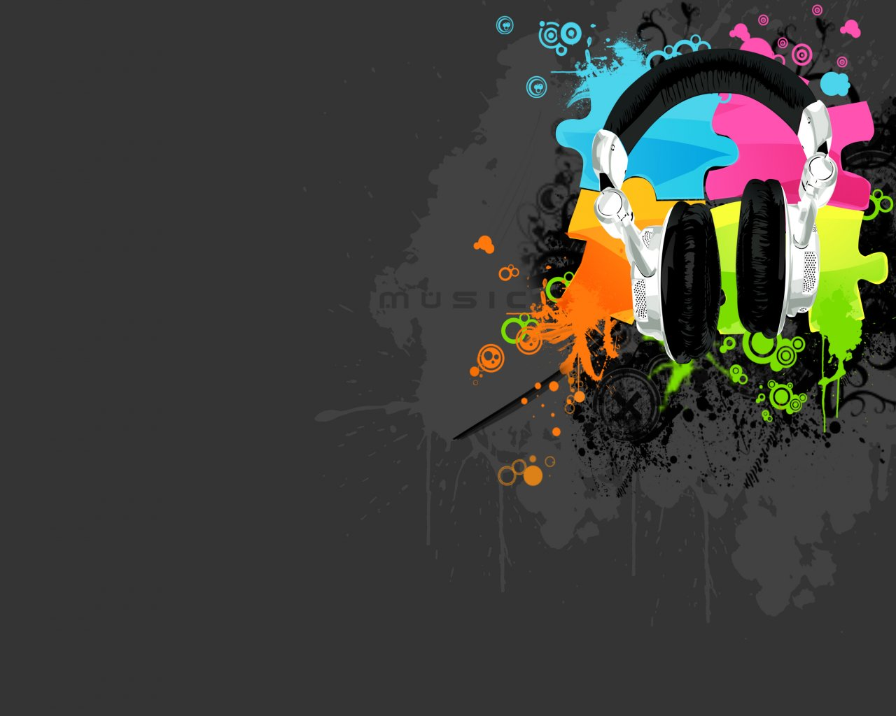 Abstract Wallpapers HD Music Abstract Wallpapers HD 1280x1024