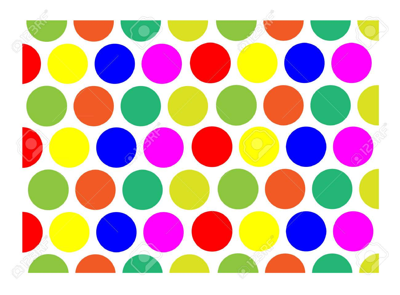 COLOURFUL SPOT BACKGROUND Royalty Cliparts Vectors And 1300x960