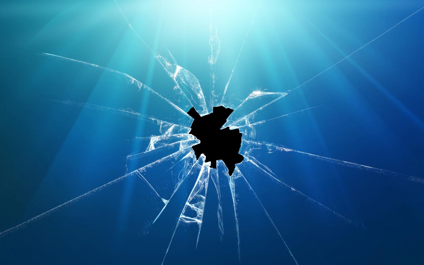 Broken Screen Wallpaper 1680x1050 Broken Screen 1680x1050