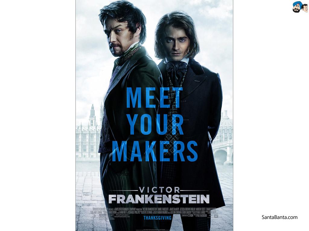 Victor Frankenstein Movie Wallpaper 2 1024x768