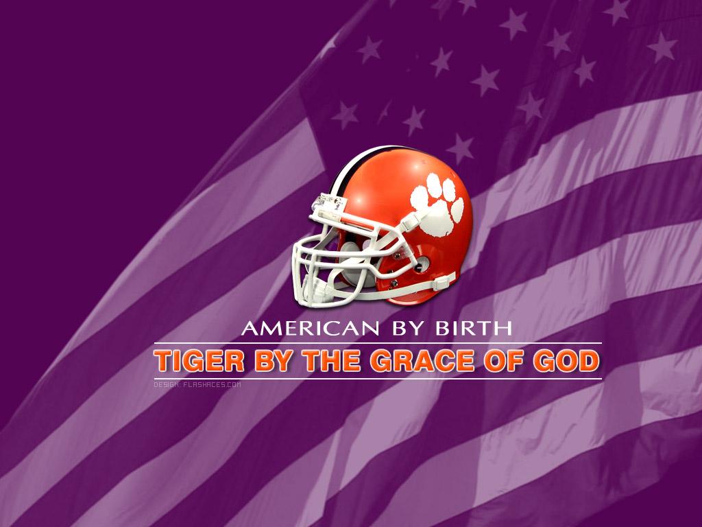 Clemson Tigers Wallpaper Flickr   Photo Sharing 1024x768