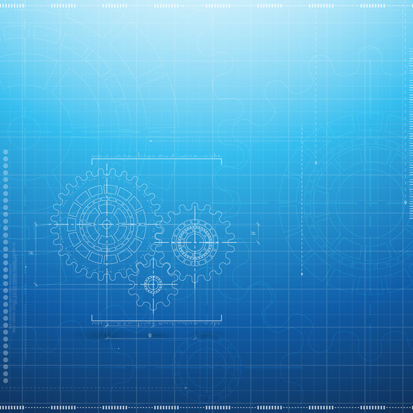 Hi Tech Background 25 Vector Graphic Download 600x600
