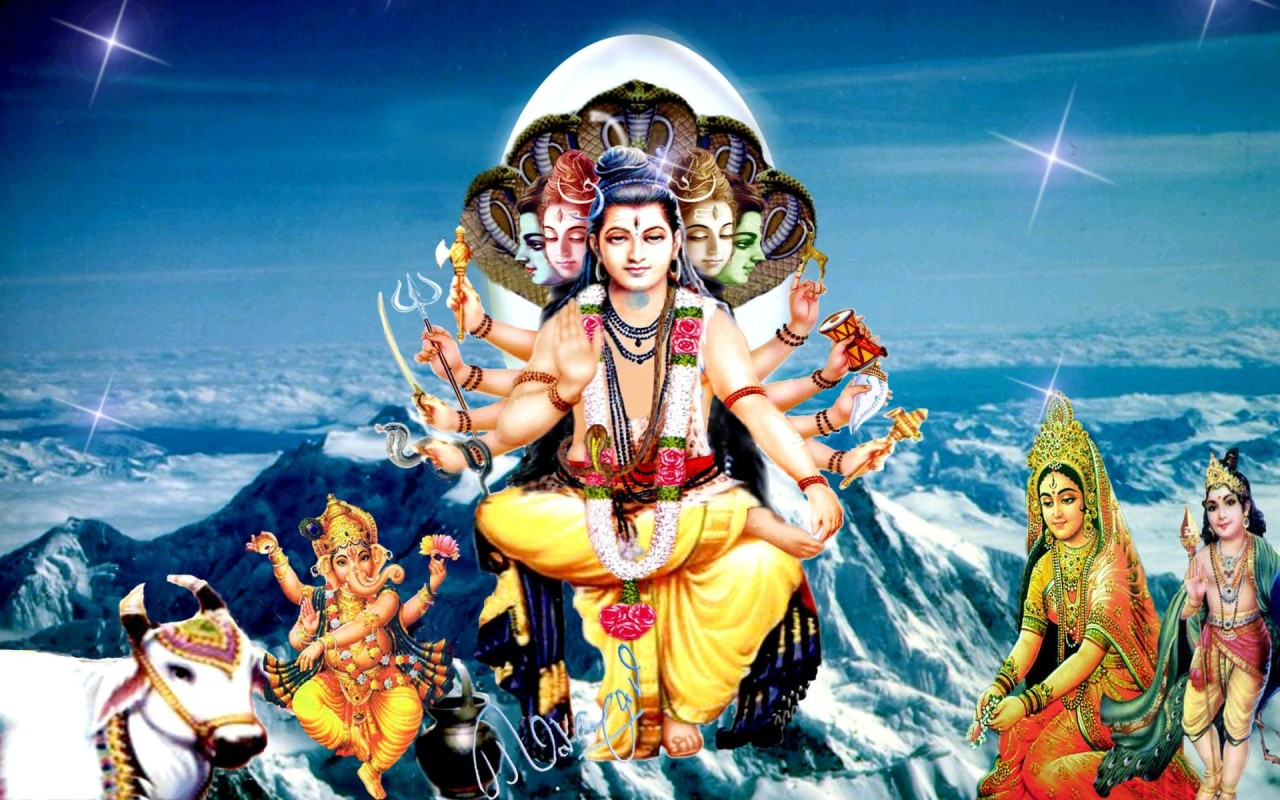 Wallpaper Gallery Lord Shiva Wallpaper   1 1280x800