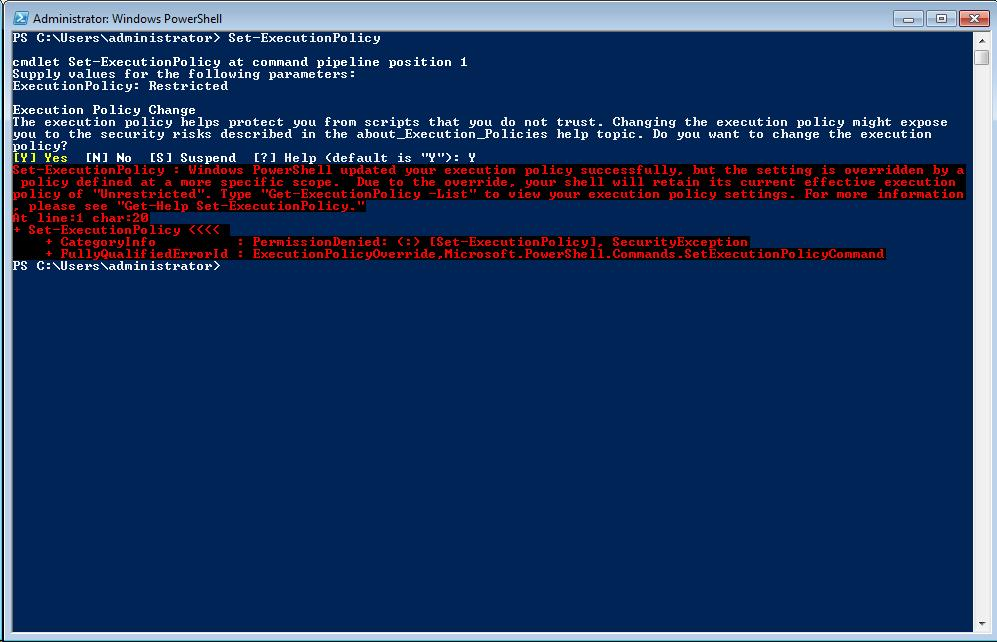 Free Download Set The Powershell Execution Policy Via Group