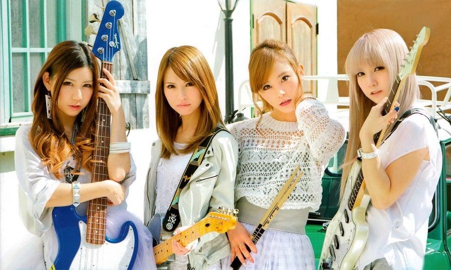 Tsumori NoGenki dene Promotion Photo 3 SCANDAL JAPAN BAND WALLPAPER 900x539