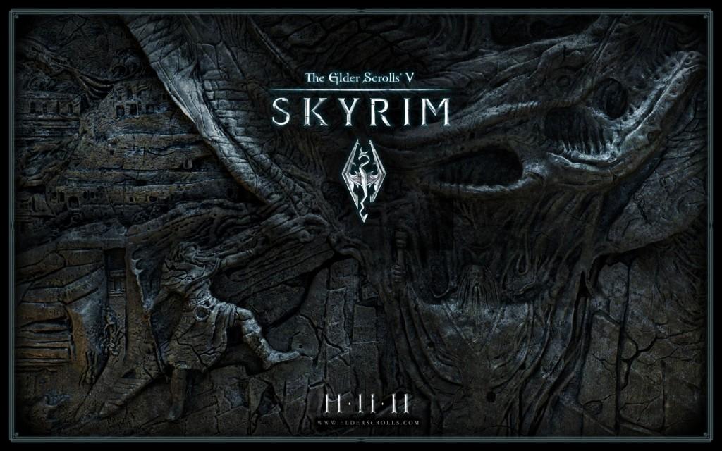 Skyrim Wallpaper 5 Killer Images to plaster across your desktop 1024x640
