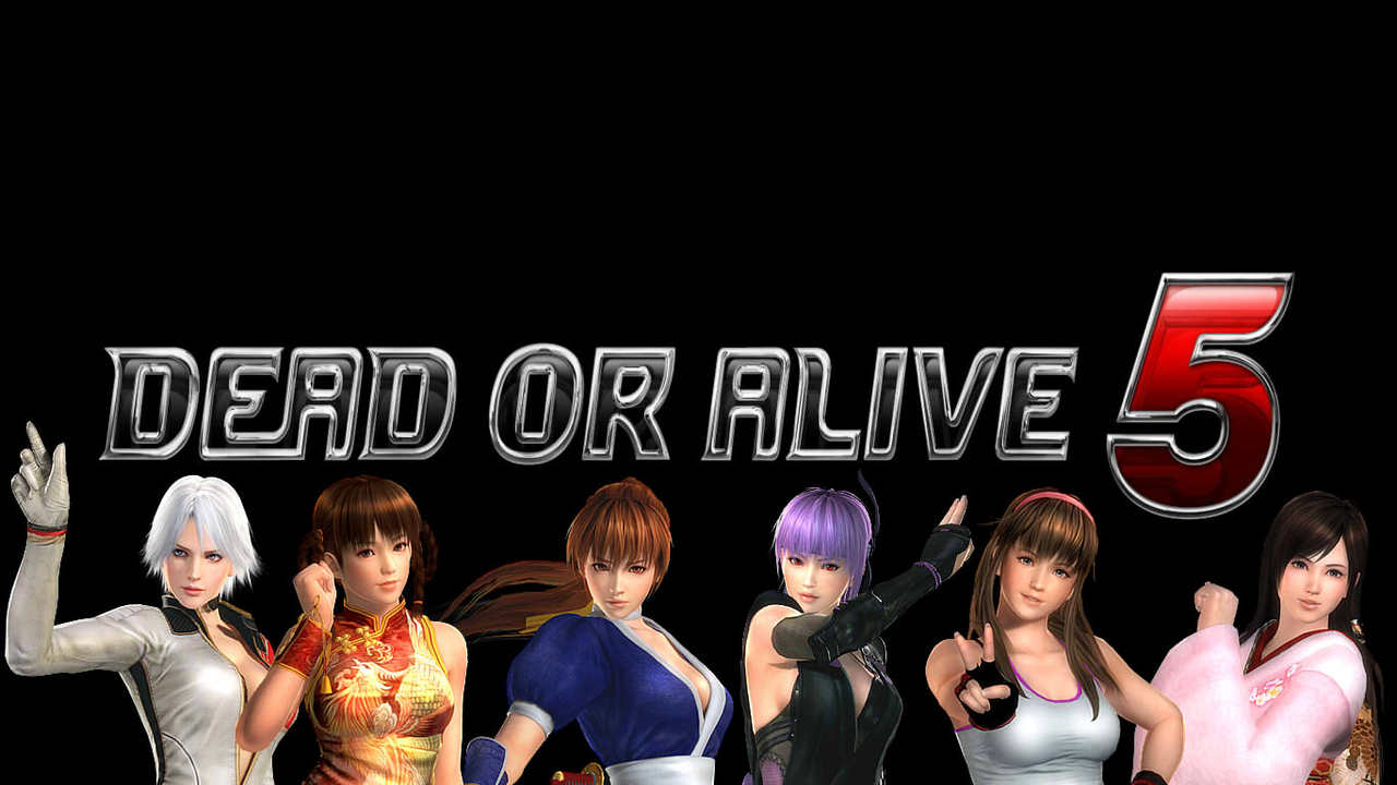 2015 By Stephen Comments Off on Dead or Alive 5 HD Wallpaper 1280x720