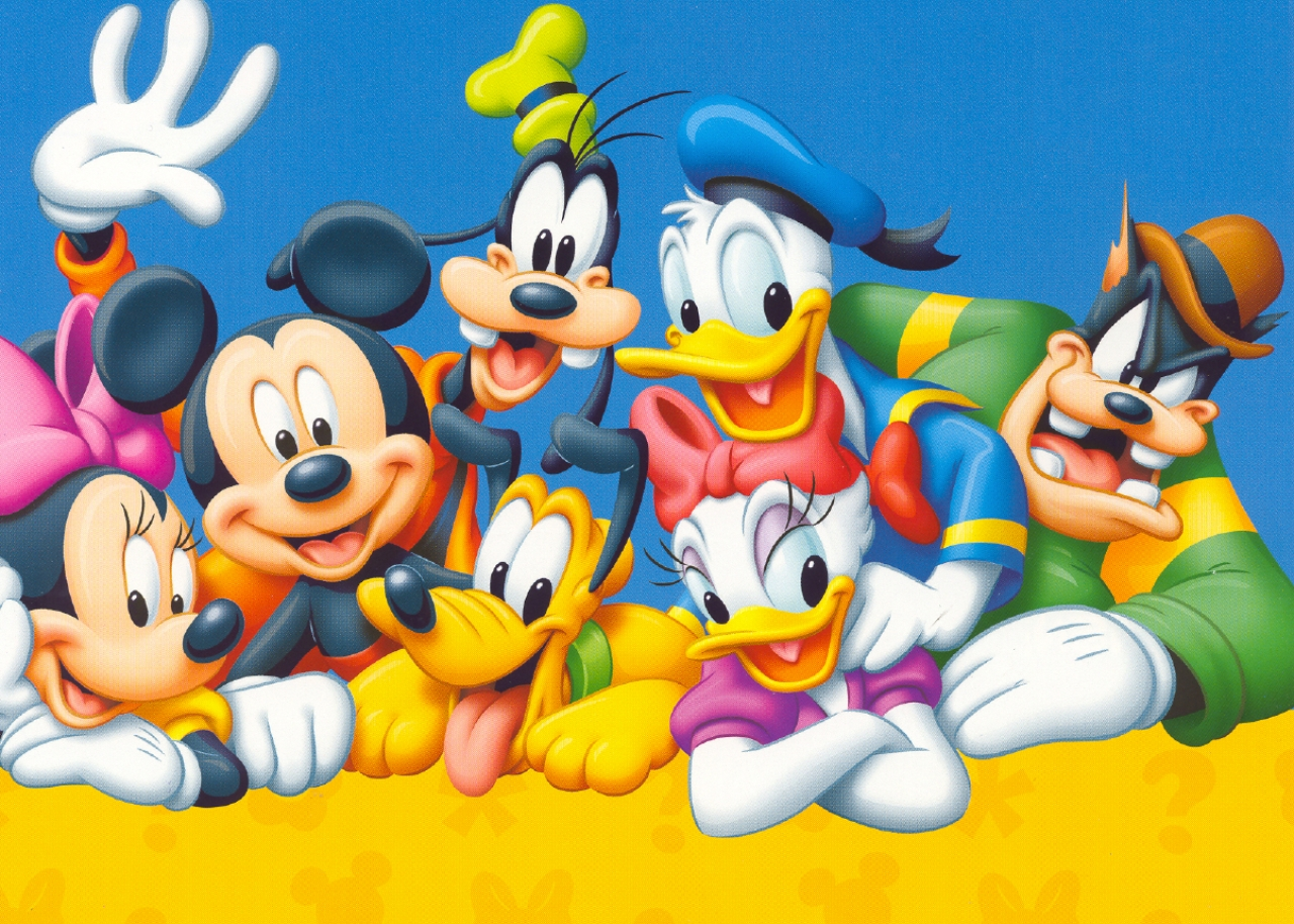Walt Disney Character Disney Hd Wallpapers 10692 Wallpaper 1280x914