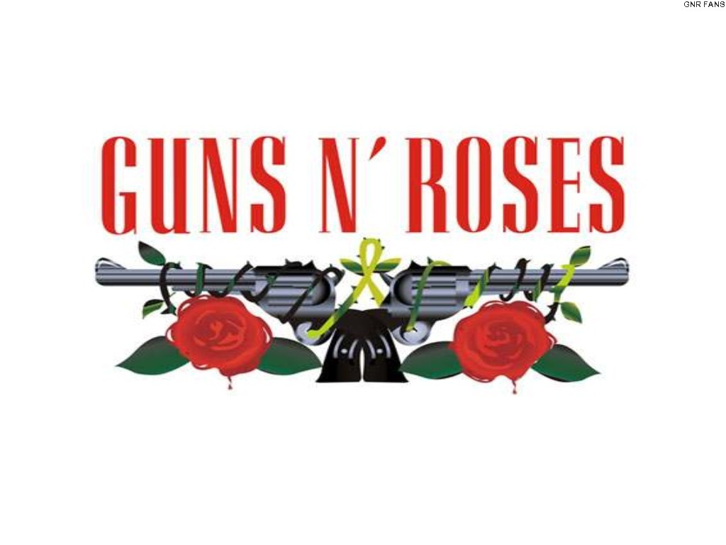 Guns N Roses Logo Wallpaper - WallpaperSafari