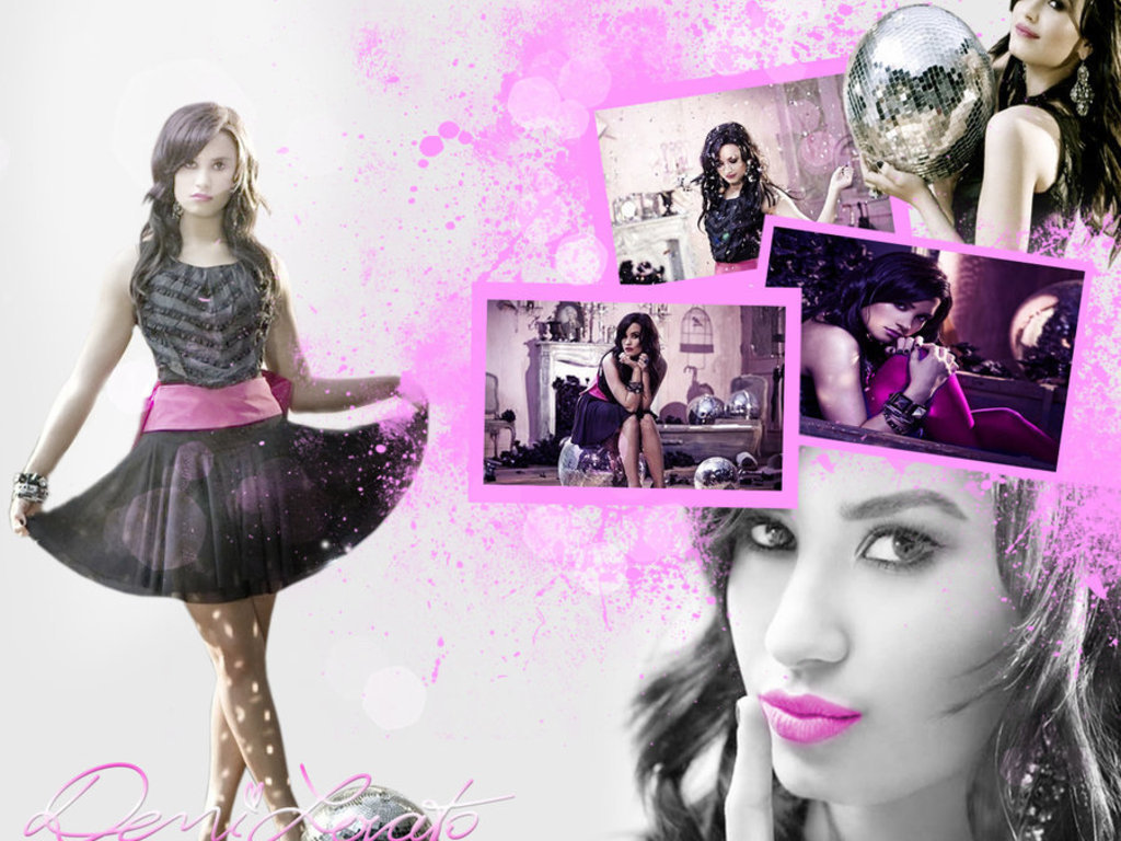 Demi Wallpaper   Demi Lovato Wallpaper 20485245 1024x768
