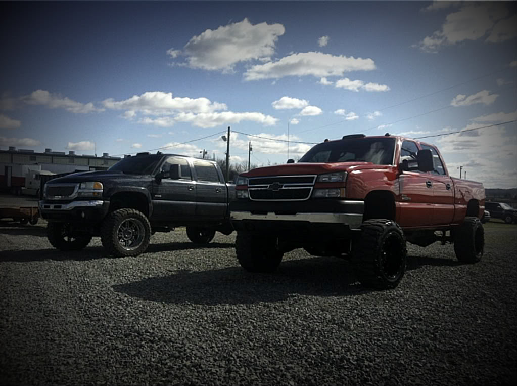 Lifted Duramax Wallpaper Page 9   chevy and gmc duramax 1023x763