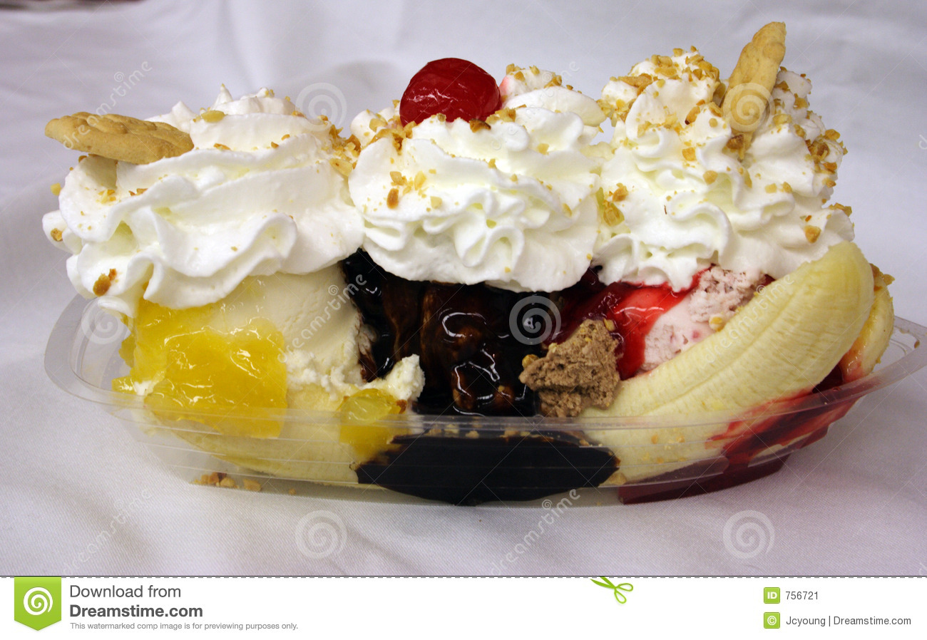 Pin Banana Split Food Wallpapers And Backgrounds 1300x898