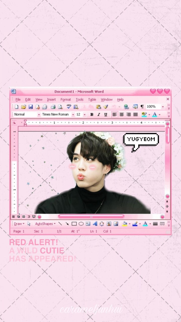 Free Download Yugyeom Lockscreen Discovered By Dylan On We