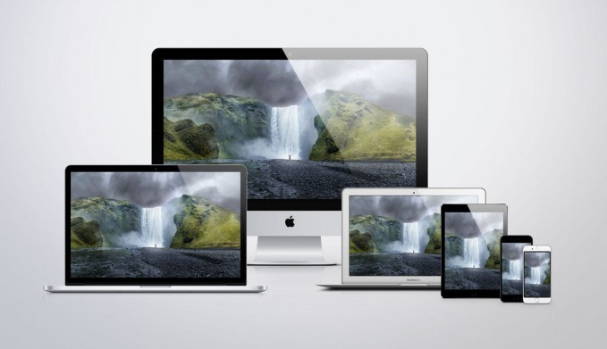 Wallpapers iMac 5K MarcianoPhone 679x391