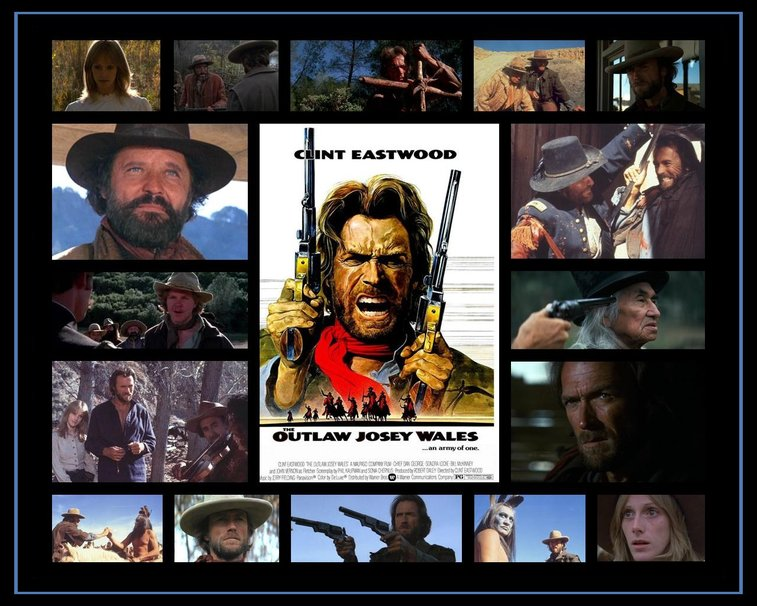 The Outlaw Josey Wales 1976 wallpaper   ForWallpapercom 757x606