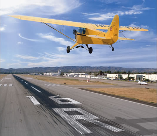 Piper Cub Wallpaper