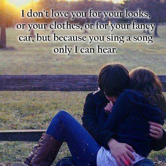 Romantic love quote for couple wallpaper HD Wallpaper 567x567