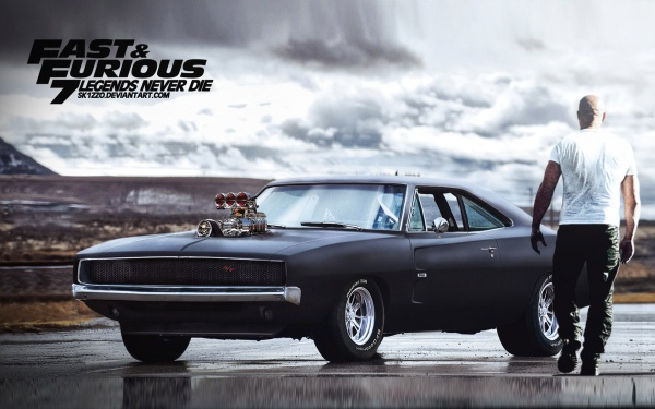 Fast Furious 7 Wallpapers 600x375