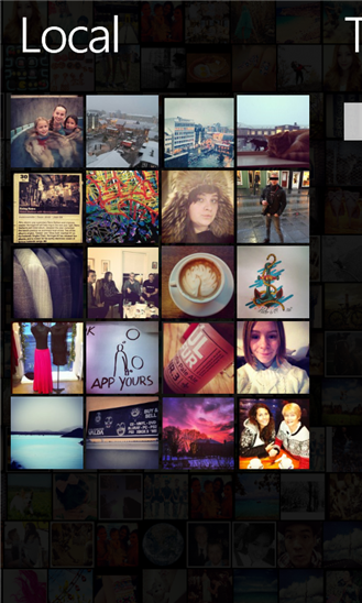 Instagram Wallpapers indir   Windows Phone Uygulamalar   Instagram 329x548