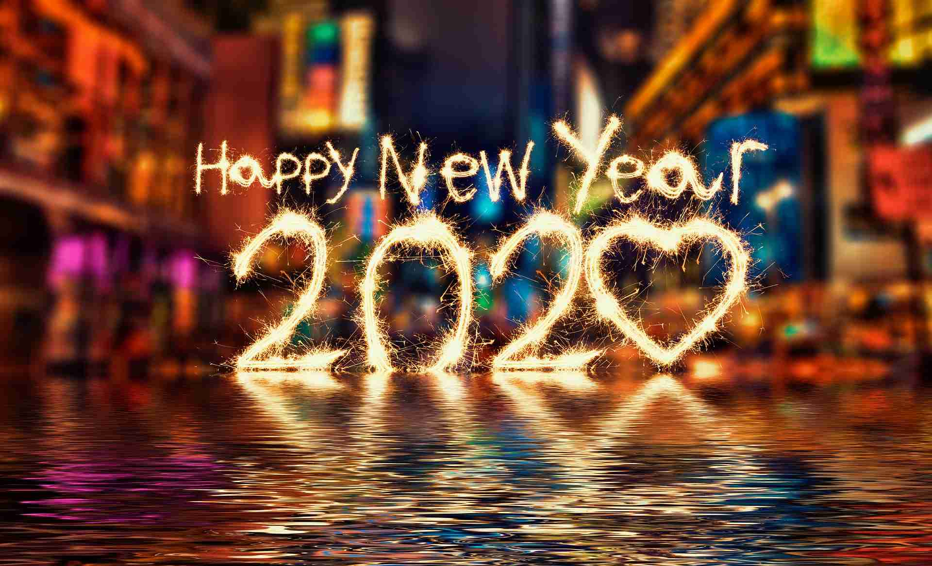 Free Download Besthappy New Year 2020 Hd Wallpaper Images Download