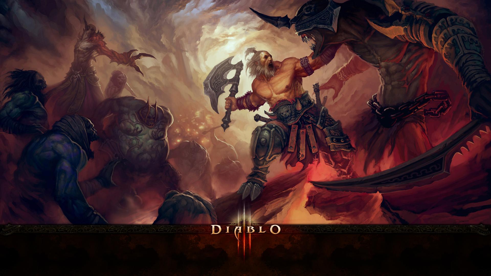 Diablo III Wallpapers in HD Page 2 1920x1080
