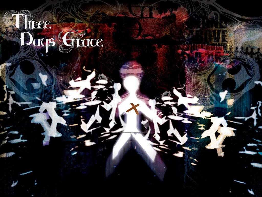Best 57 Three Days Grace Wallpaper on HipWallpaper Three Tailed 1024x768