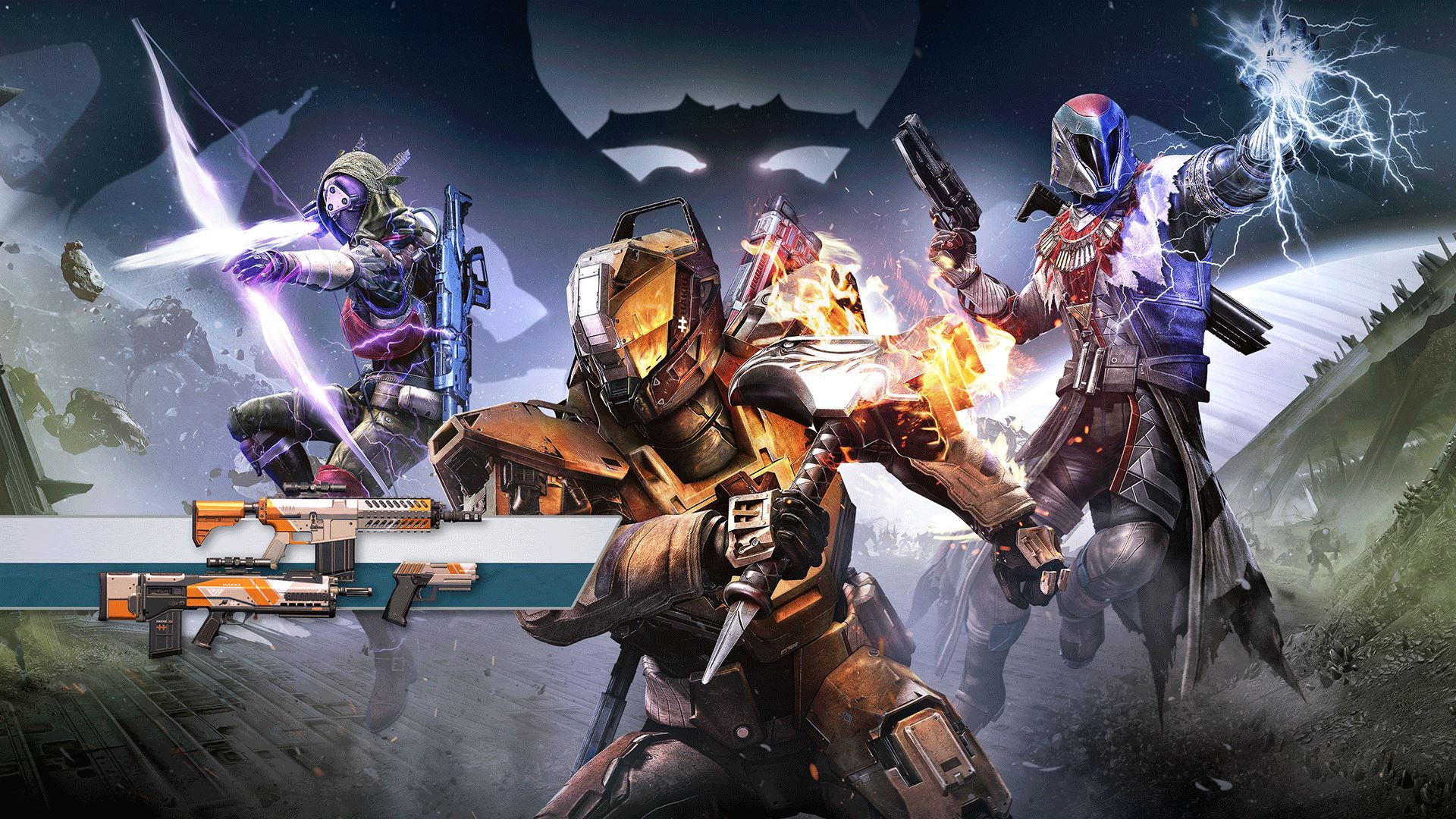 Destiny The Taken King Video Game Wallpaper 1920x1080