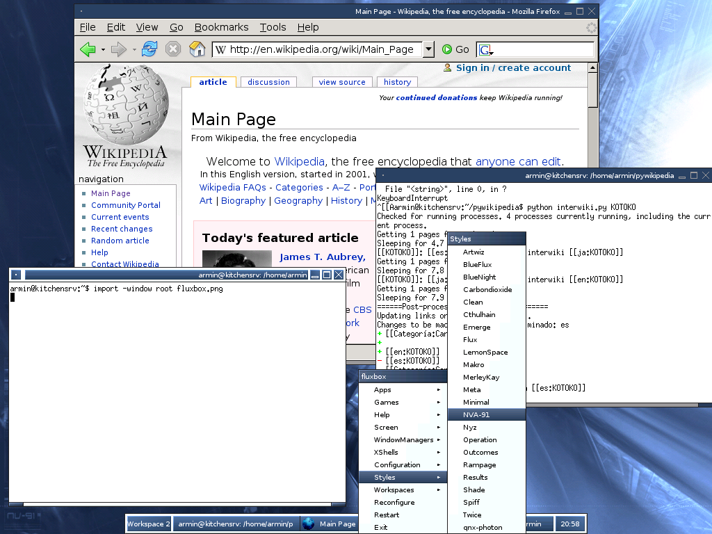 Fluxbox   Wikipedia 1024x768