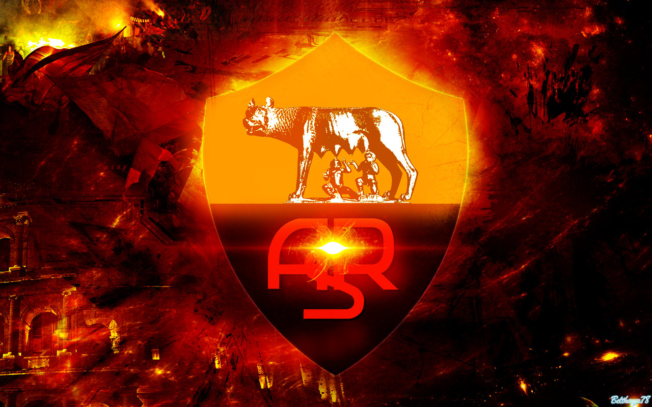 AS Roma Wallpaper 11 by Belthazor78 on deviantART 1280x800