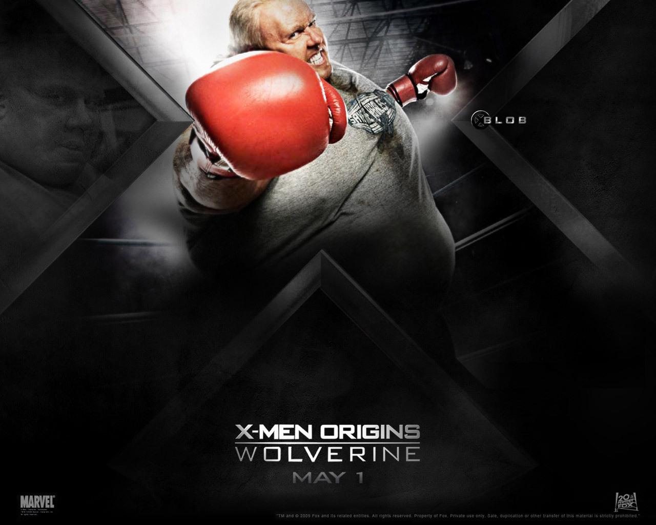 Wolverine    X Men Origins Wolverine Wallpaper 5946882 1280x1024
