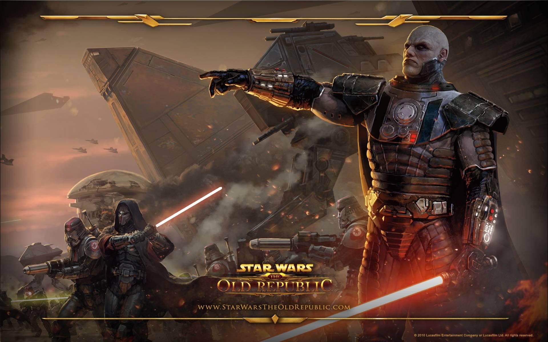 Star Wars Old Republic Wallpaper