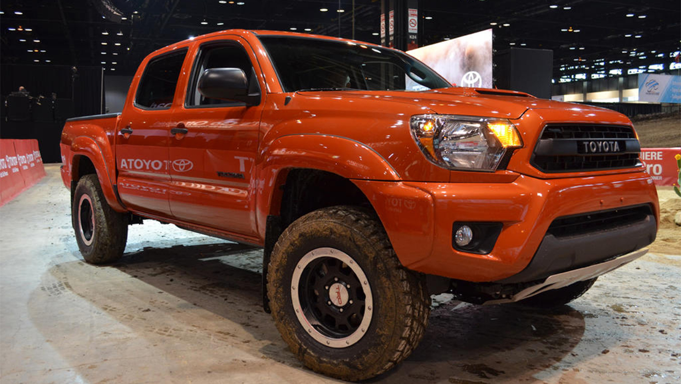 2014 toyota tacoma trd off autos weblog. Black Bedroom Furniture Sets. Home Design Ideas